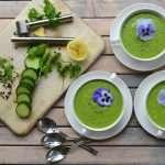 komkommersoep - rens Kroes