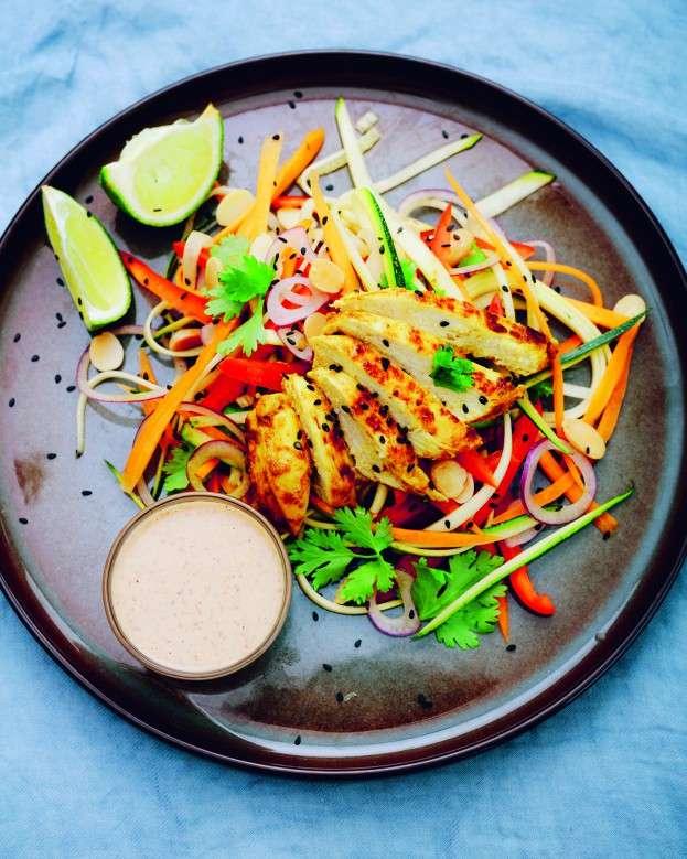 thai salad - Rens Kroes