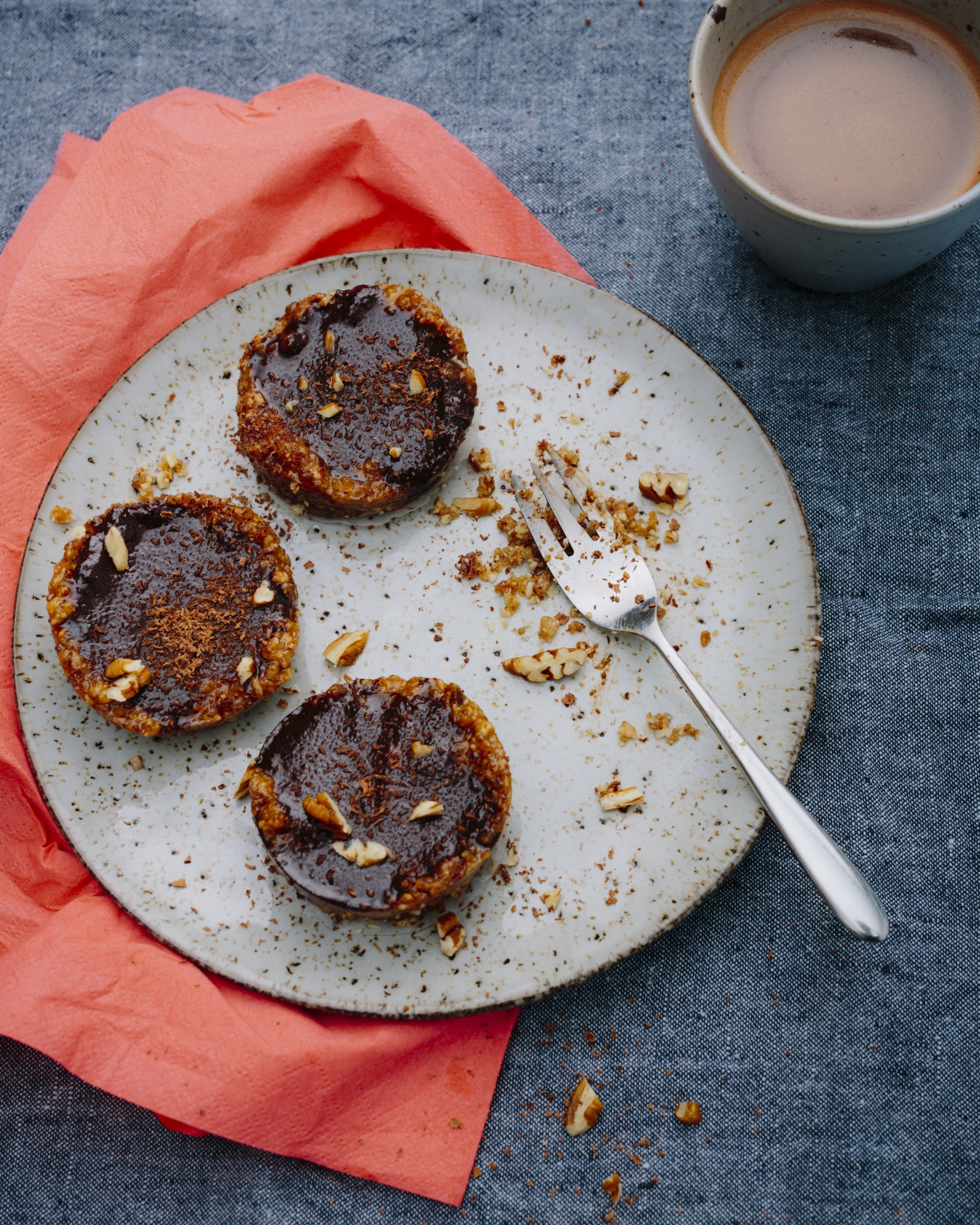mvvoorbergen 20150917 Rens Kroes 7 - Raw Cupcakes met de smaak van snickers