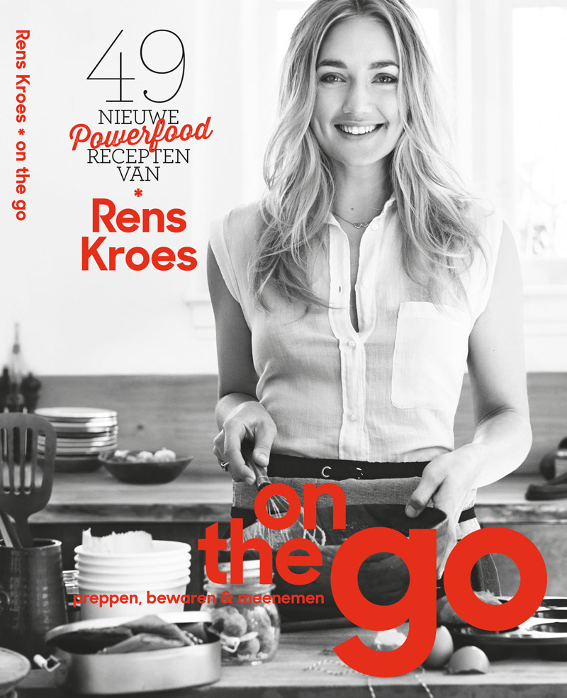 Rens Kroes Powerfood For A Happy Amp Healthy Living