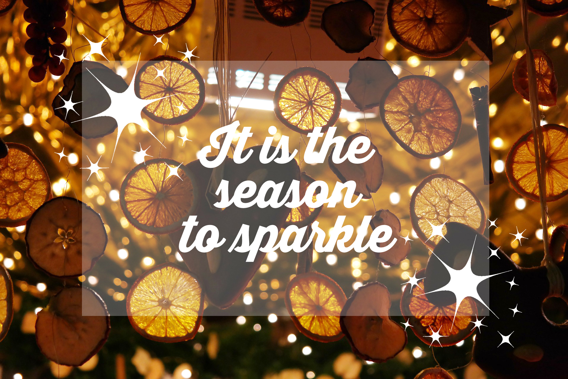 itistheseasontosparkle