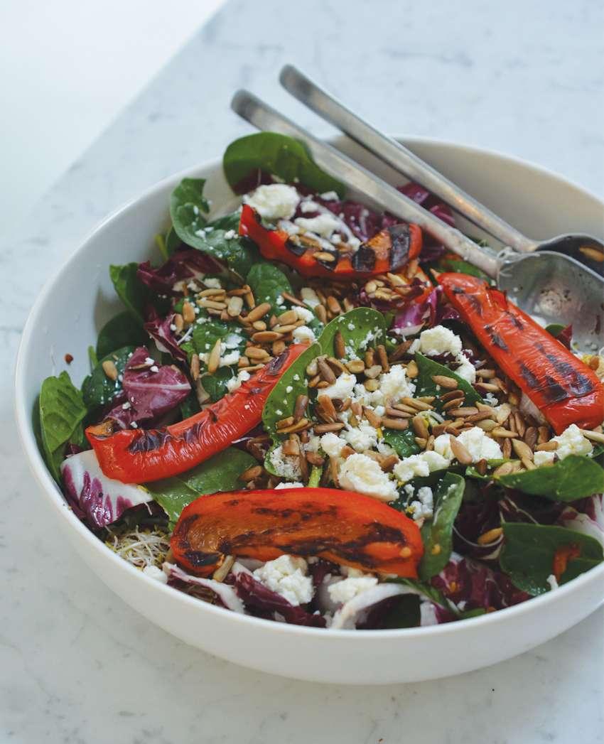 paprika salade