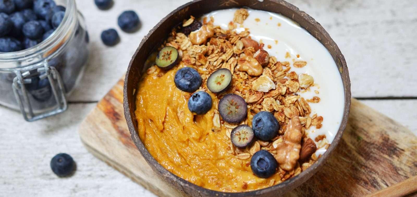 Pupmkin Bowl Breakfast Rens Kroes