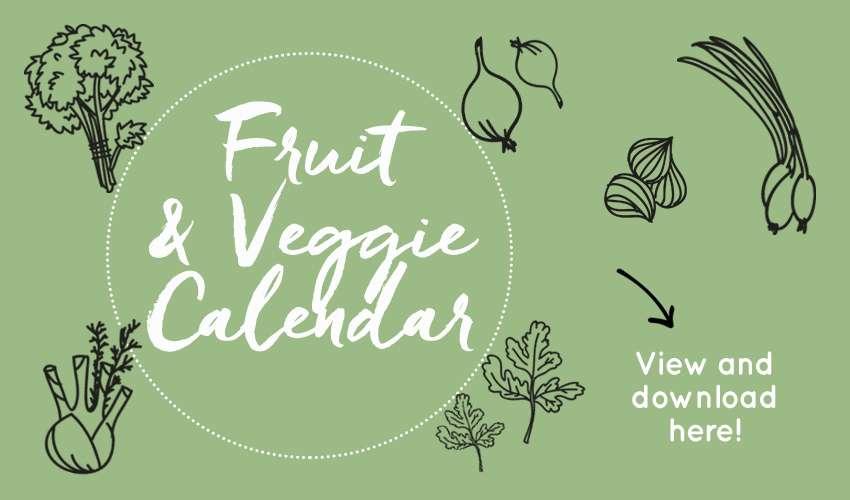 Rens Kroes Groente en fruitkalender