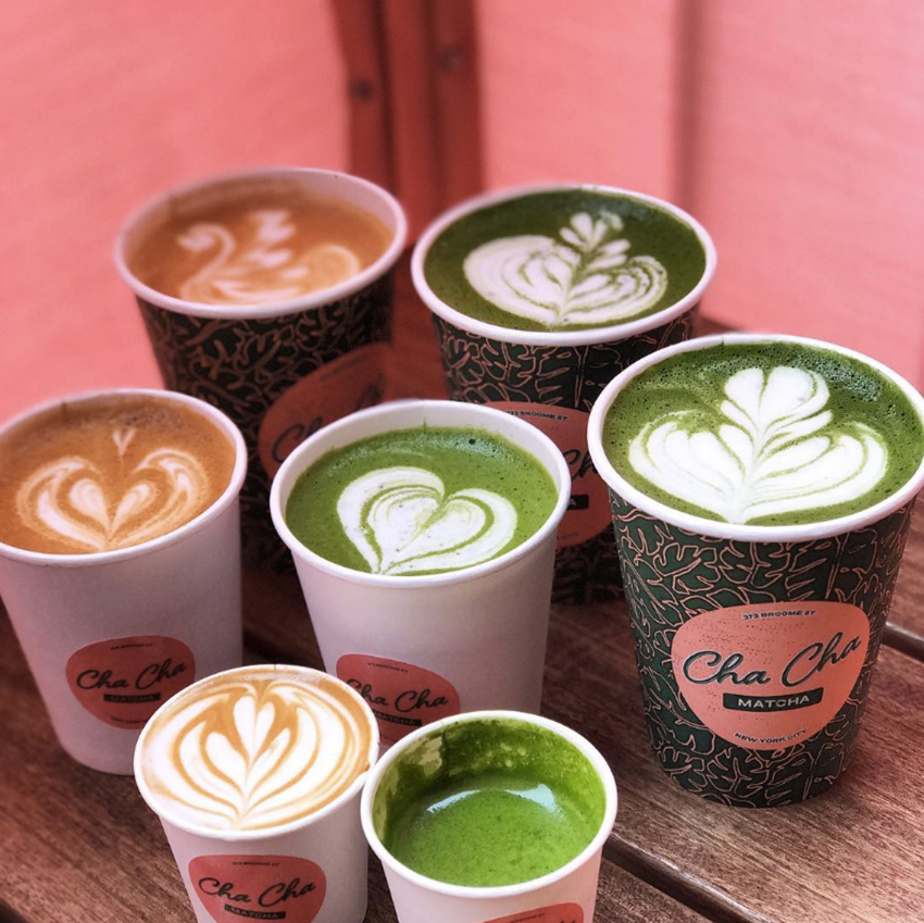 koffie new york